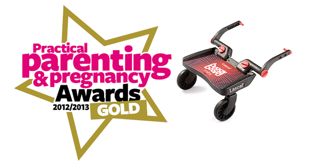Best pushchair/buggy accessory: Practical Parenting Awards 2012/13